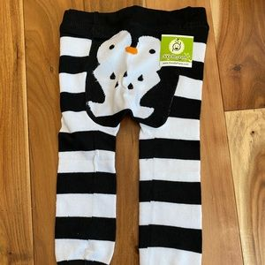 NWT Doodle Pants penguin leggings Sz small